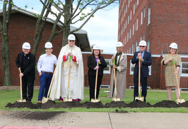 Donnelly Celebrates Groundbreaking of $30 Million Campus Master Plan