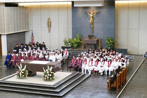 2019 Commencement Ceremony 60