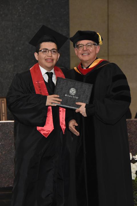 2019 Commencement Ceremony 190