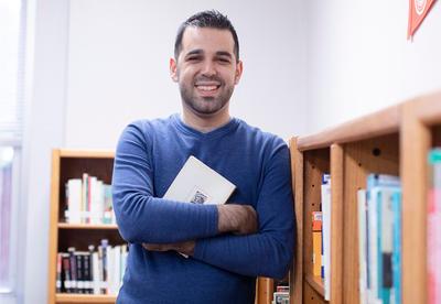 Pedram Kalantari '19's Photo