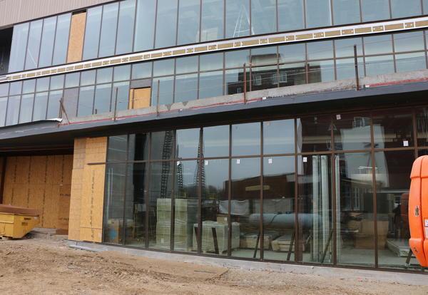 Campus Construction Update #8