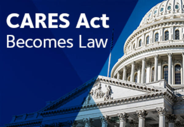 UPDATED - CARES Act Provides Grants for Students