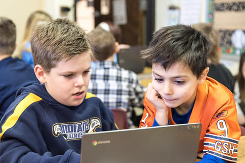 River Valley Oakwood Hour of Code Collaboration January 29 2016-05