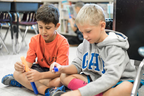 Oakwood Students August 24 2015 07