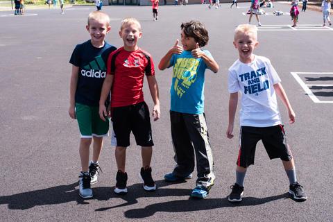 Oakwood Students August 24 2015 09