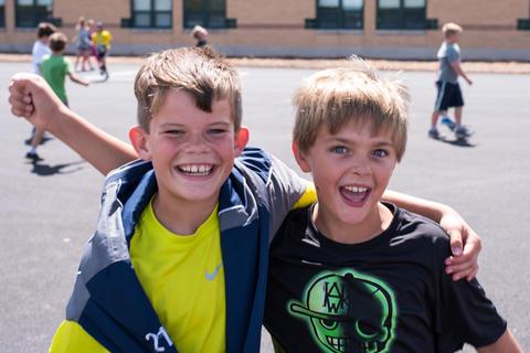 Oakwood Students August 24 2015 14