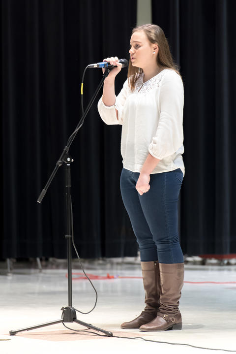 Old Quarry Student Talent Show January 22 2016-09