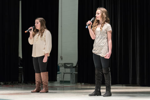 Old Quarry Student Talent Show January 22 2016-11