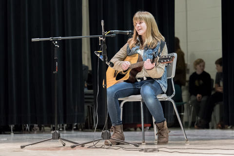 Old Quarry Student Talent Show January 22 2016-13