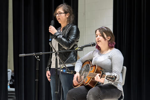 Old Quarry Student Talent Show January 22 2016-15