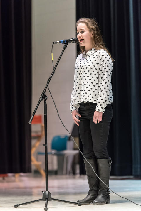 Old Quarry Student Talent Show January 22 2016-17