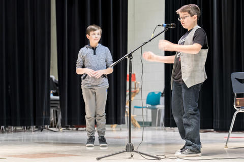 Old Quarry Student Talent Show January 22 2016-20