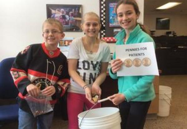 "Oakwood & River Valley Students Show Heart in ""Pennies for Patients Fundraising,"" Raising Over $7,000!"