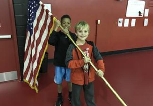 Veteran's Day Celebrated Throughout the District