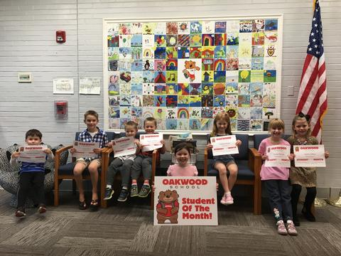 Oakwood 2018-19 Students of the Month 10