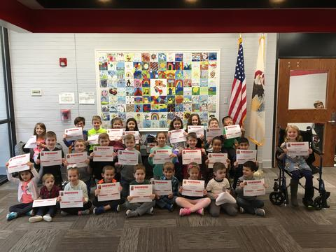 Oakwood 2018-19 Students of the Month 06