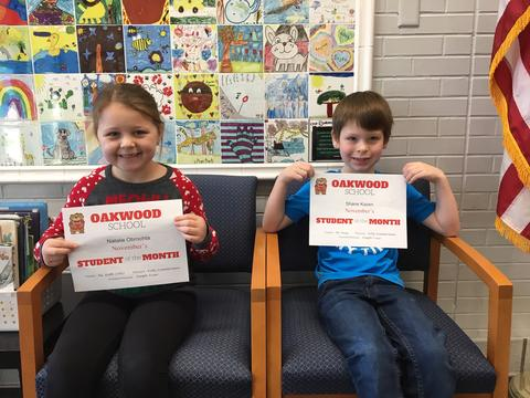 Oakwood 2018-19 Students of the Month 04