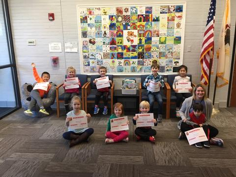 Oakwood 2018-19 Students of the Month 05