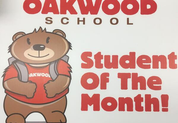 OW Announces January 2021 Students of the Month