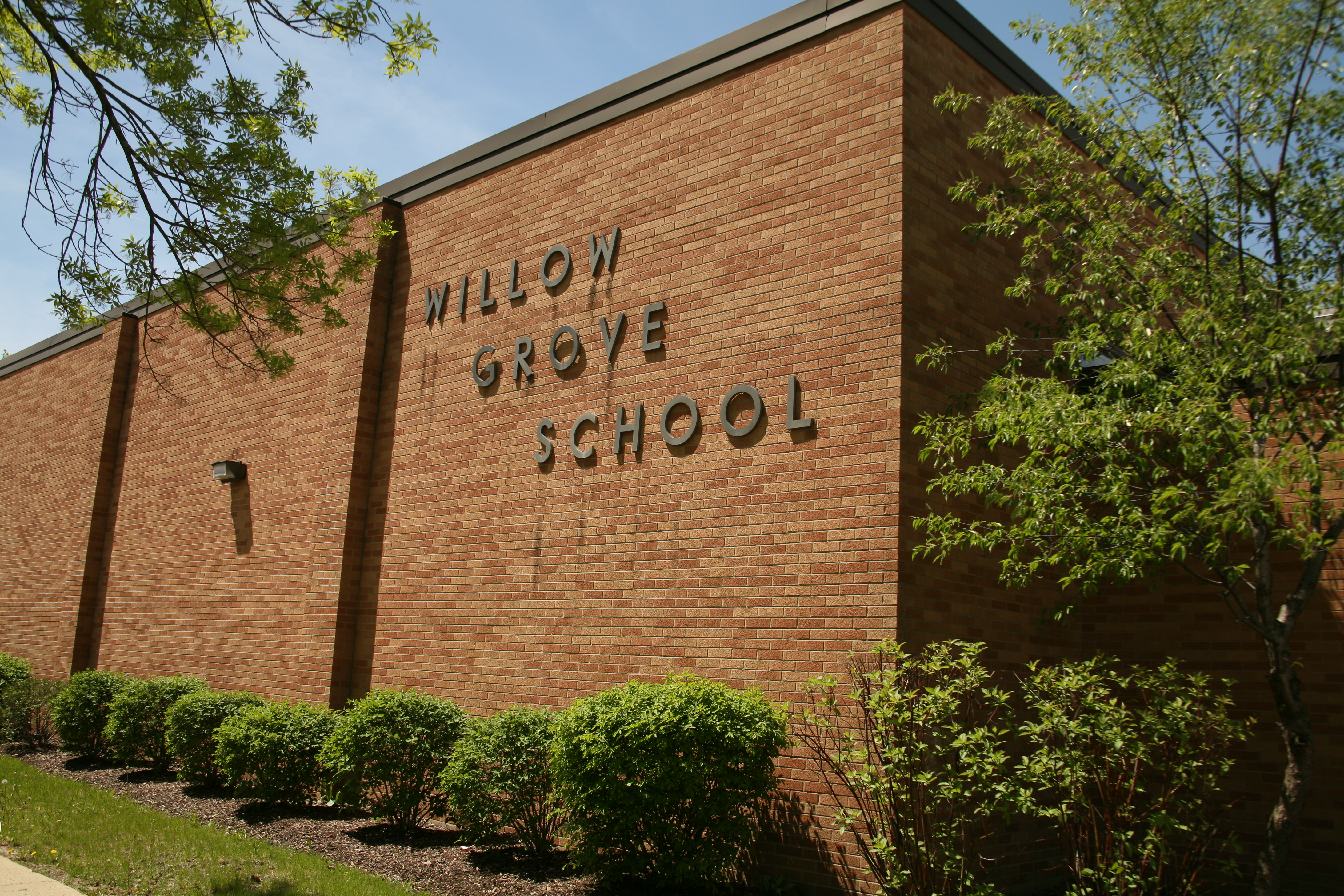 Willow Grove School Building