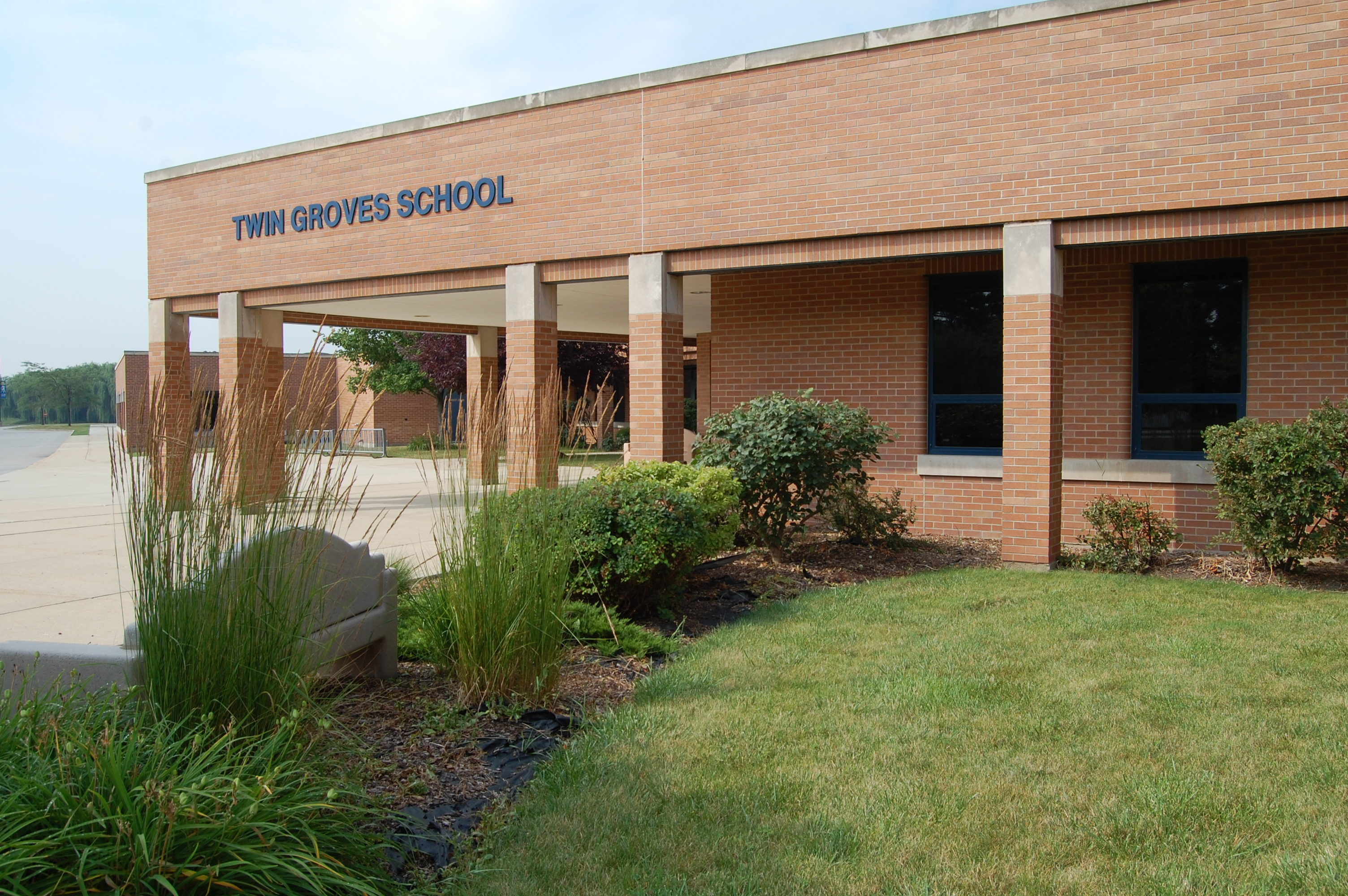 Twin Groves Middle School Building