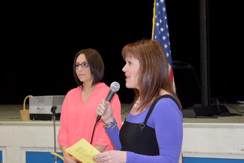 Board of Education Student Recognition - May 2015 05