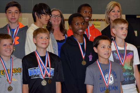 Board of Education Student Recognition - May 2015 13