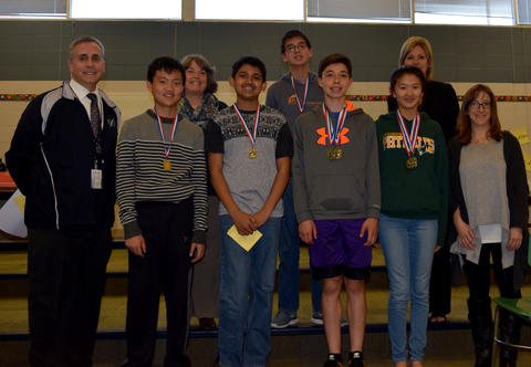 Board of Education Student Recognition - May 2015 14