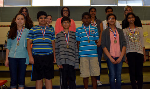 Board of Education Student Recognition - May 2015 17