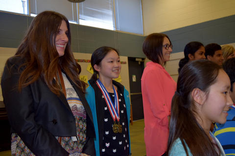 Board of Education Student Recognition - May 2015 19