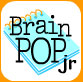 brain pop jr logo