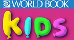 W orld Book Kids logo