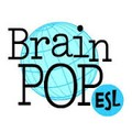 Brain Pop ESL logo