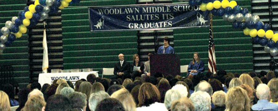 Woodlawn 8th-Grade Graduation Ceremony photo
