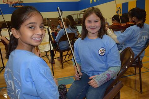 Prairie School Celebrates Blue 10