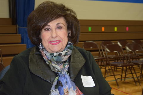 Prairie School Celebrates Blue 11