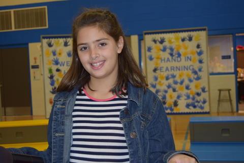 Prairie School Celebrates Blue 14