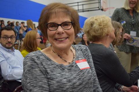 Prairie School Celebrates Blue 27