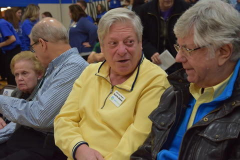 Prairie School Celebrates Blue 28