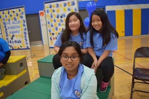 Prairie School Celebrates Blue 36