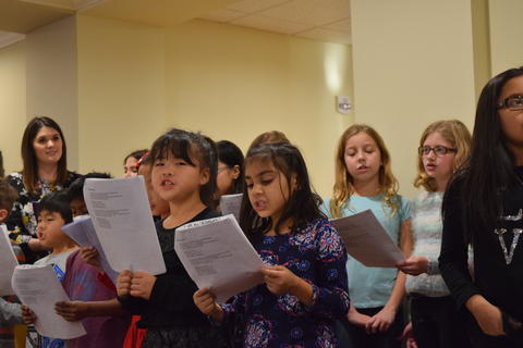Bringing holiday music to Belmont Village 19