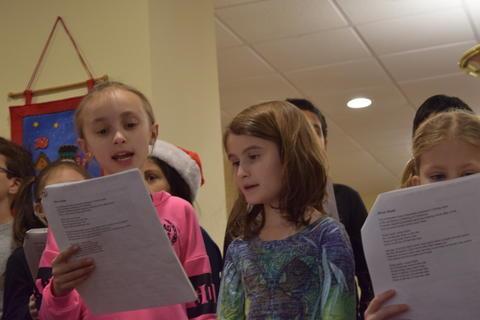 Bringing holiday music to Belmont Village 23