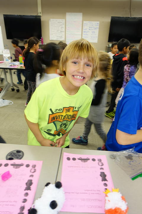 Ivy Hall 2nd Grade Trade Fair 2329