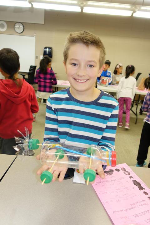 Ivy Hall 2nd Grade Trade Fair 2346