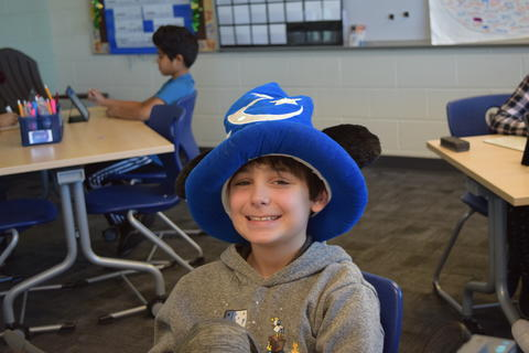 Hat Day – March 2018 0148