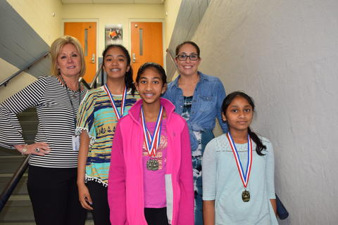 Recognition – May 2018 image for DSC 0101