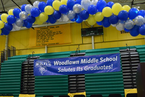 Woodlawn Class of 2018 Graduation 0228