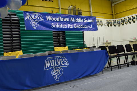 Woodlawn Class of 2018 Graduation 0231