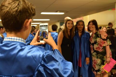 Twin Groves Graduation Class of 2018 0019