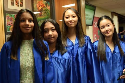 Twin Groves Graduation Class of 2018 0025